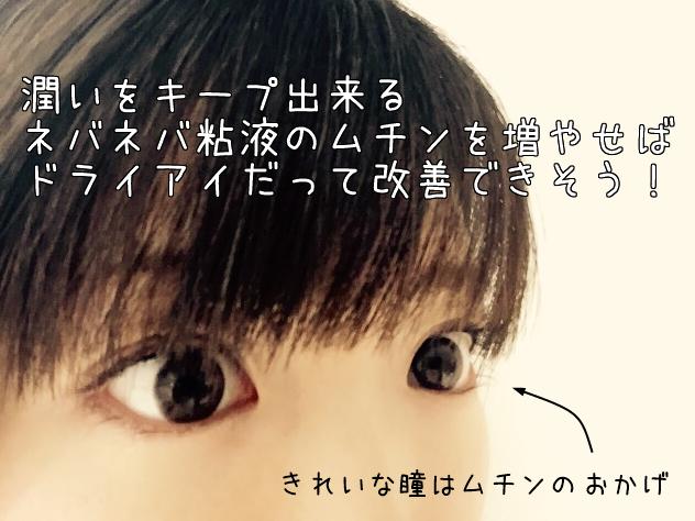 きれいな瞳