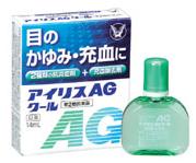 大正製薬アイリスAGクール