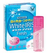 大正製薬ホワイトアイリスフレッシュ