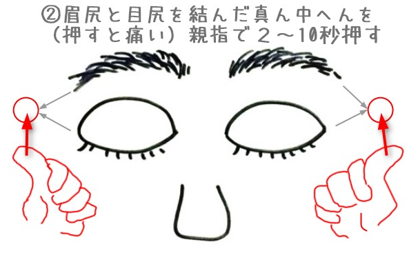 マッサージ②