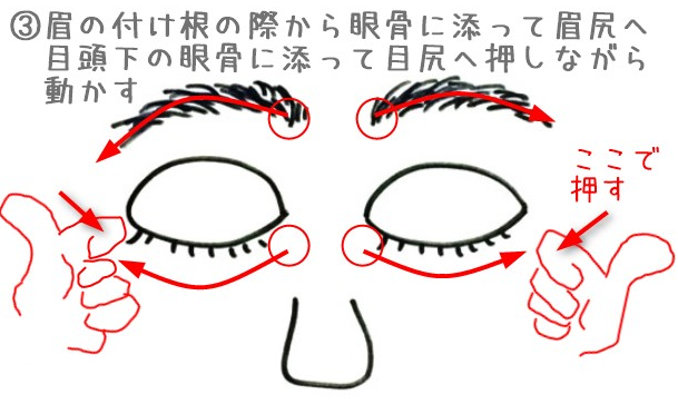 マッサージ③